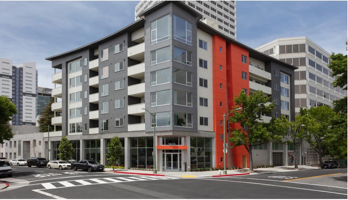 Halcyon Apartments (Oakland, CA)